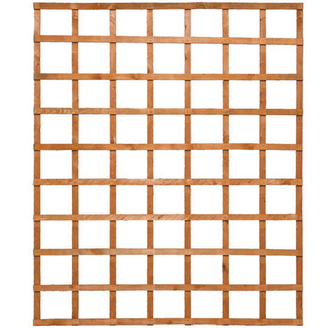 6x5 Heavy Duty Trellis Dip Treated ONLY AVAILABLE WITH A PURCHASE OF 3 FENCE PANELS