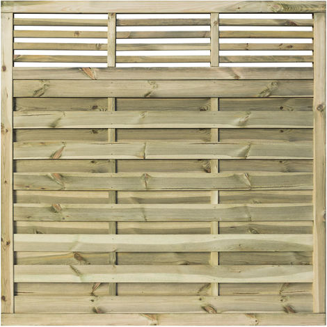 6x6 Langham Screen ONLY AVAILABLE WITH A PURCHASE OF 3 FENCE PANELS