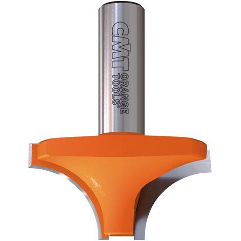 Fraise carbure pour défonceuse Q8 Moulure décorative 35 mm ref 44