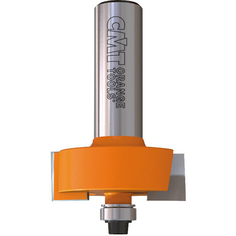 hm s 6 d 31.7x12.7 Fresa para rebajes con rodam CMT Orange Tools 735.317.11