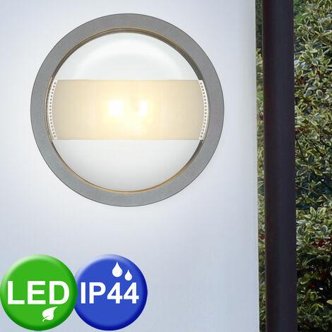 7 Diseño Watt LED lámpara terrazas luz de la pared exterior del techo veranda de aluminio iluminación