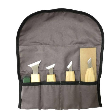 7-piece wood chisel set