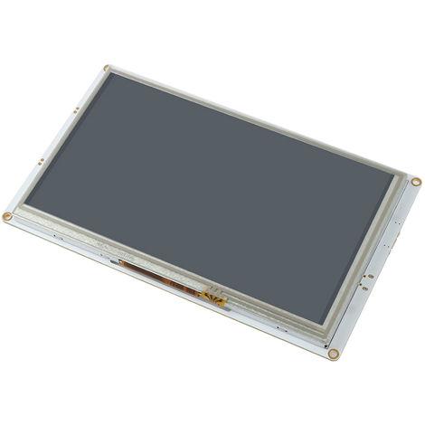 7 Pouces Paneldue 7I Ecran Lcd Couleur Integre Paneldue Controleur Compatible Avec Touchscreen Duetwifi 2 Duo Ethernet Pieces D'Imprimante 3D