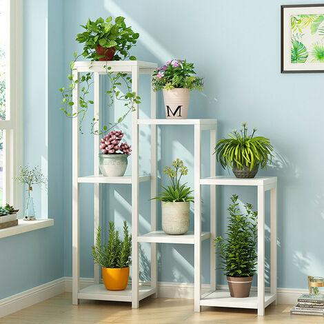 "main image of ""7 Tier Ladder Shelf Corner Storage Plant Stand"""
