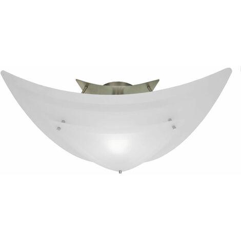 7 Watt RGB cambiando de color de iluminación de vidrio luz de techo de la lámpara LED dimmer