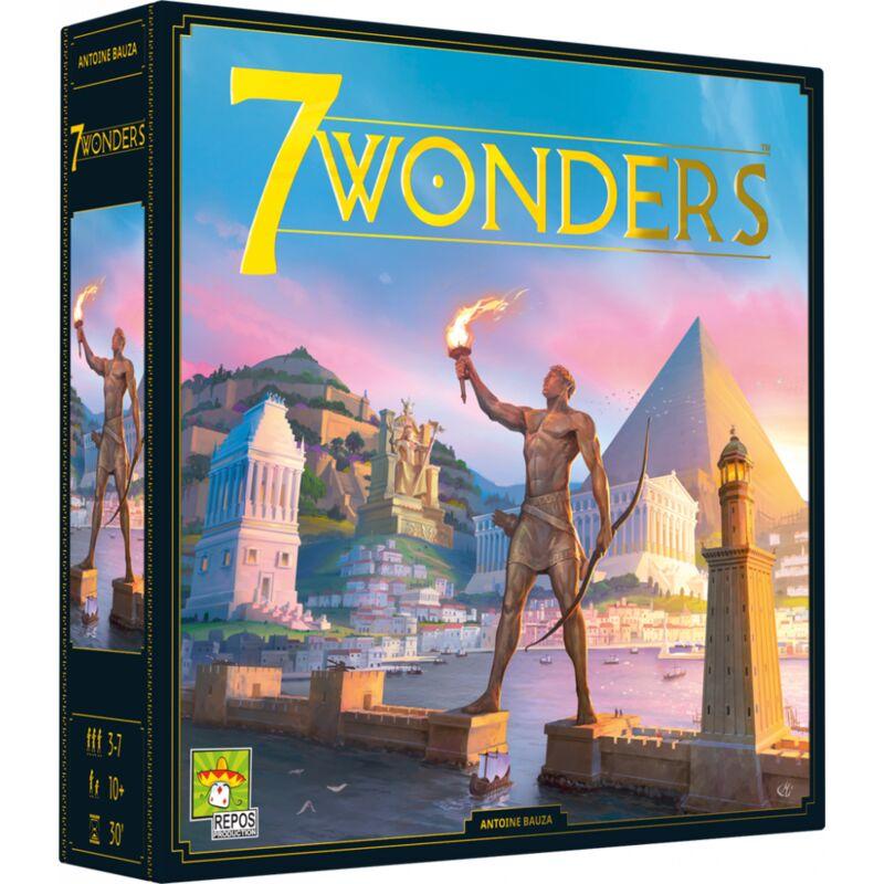 Ac-déco - 7 Wonders - Nouvelle Édition - Livraison gratuite