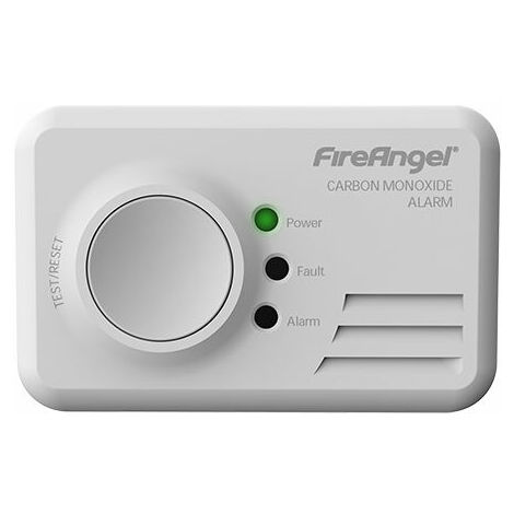 7 Year Carbon Monoxide Alarm with sealed in battery