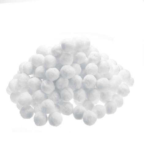 700g Pack Filter Ball Water Purification Fiber Deoiler Swimming Pool Spa