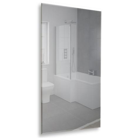 700w Milano Mirrored Infrared Heating Panel