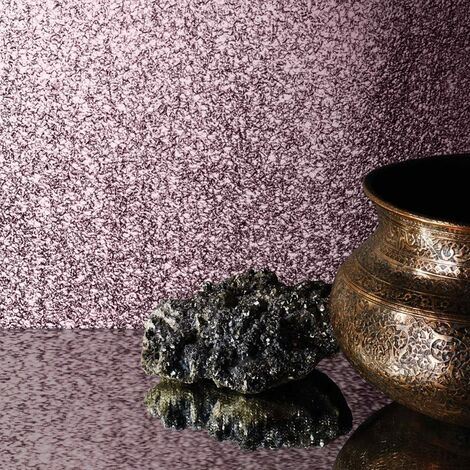 701378 Textured Sparkle Shimmer Pink Grey Feature Wallpaper