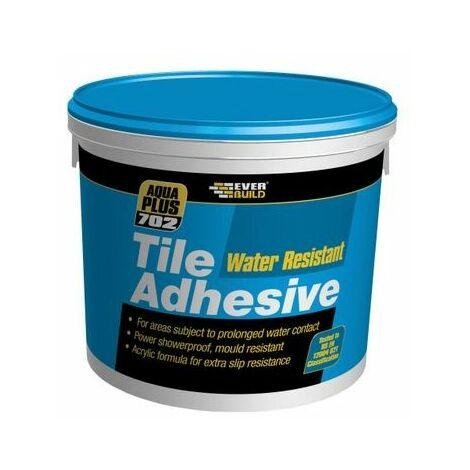 702 Water Resist Tile Adhesive