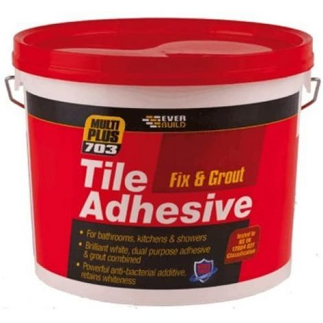 703 Fix & Grout Tile Adhesive