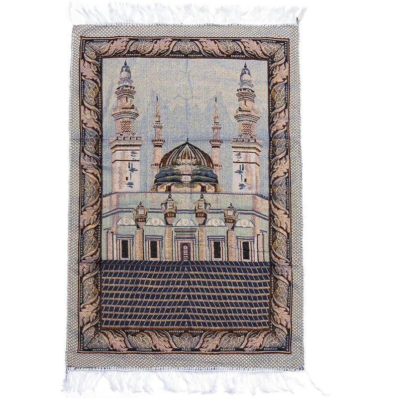 70x110cm tapis de prière musulmane Salat Namaz arabe islamique LAVENTE
