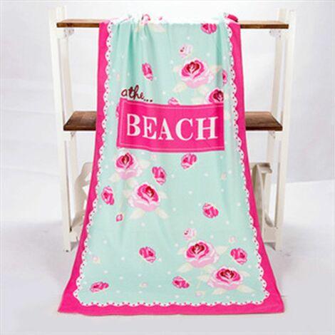 70x140cm Microfiber Beach Bath Towel For Summer TravelTYPE 1