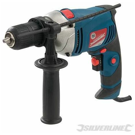 710W Hammer Drill - 710W UK (126898)