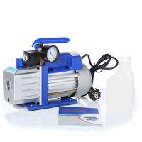 71L/min Pompe à vide avec comparateur, Compteur à cadran, systèmes de climatisation