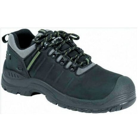 7288 Graninge Protective Black Safety Trainers