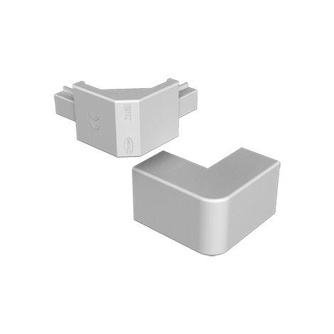 73 Ángulo exterior gris RAL7035 60x150 U24X UNEX 73285-04