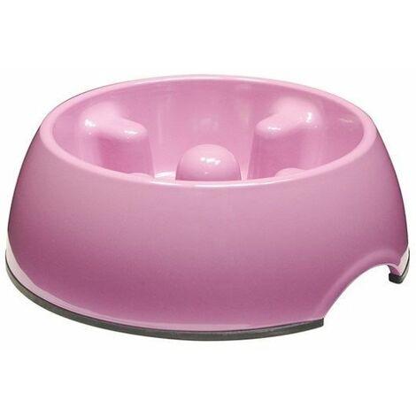 "main image of ""73708 - Dogit Anti-Gulping Bowl Small Pink 300ml"""
