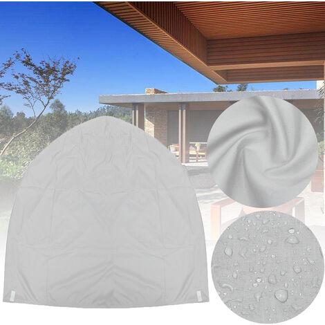 73x60x89cm couverture de gril de barbecue Camping en plein air pique-nique étanche poussière pluie UV preuve protecteur barbecue accessoires étui de haute qualité