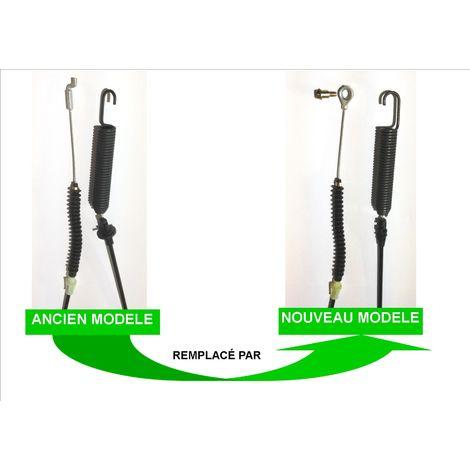 746-04173E - Cable embrayage de lame pour tondeuse autoportée MTD