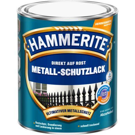 750ml Hammerite Msl matt schwarz