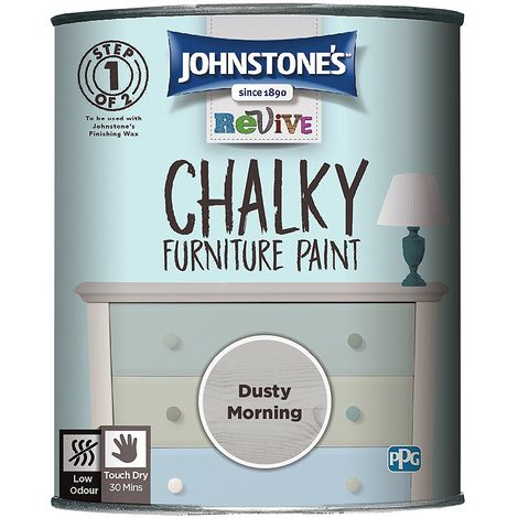 750ml Johnstones Revive Chalky Paint