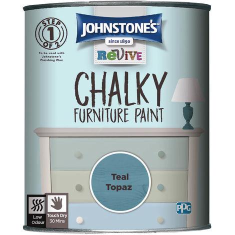 750ml Johnstones Revive Chalky Paint