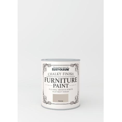 750ml Rustoleum Chalky Finish Furniture Paint