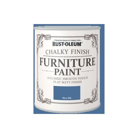 750ml Rustoleum Chalky Finish Furniture Paint
