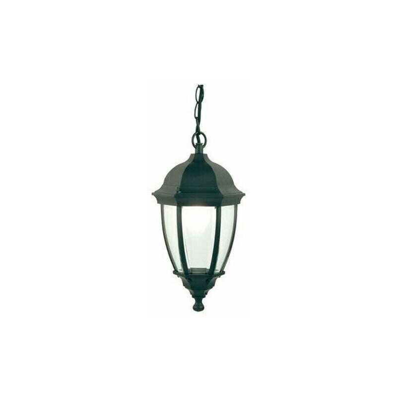 Lanterna a Sospensione Applique Esterno Lampada Vetro Illuminazione Olive Sovil