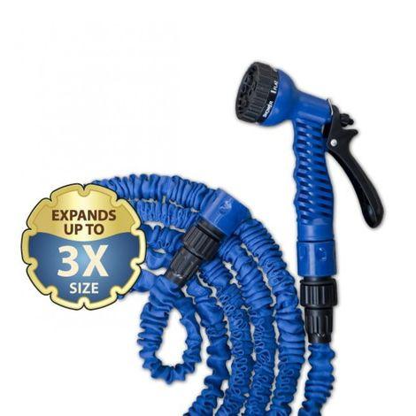 7.5m-22m extensible garden hose set _0