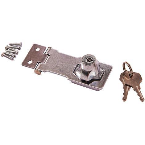 "75mm (3"") Self Locking Hasp"