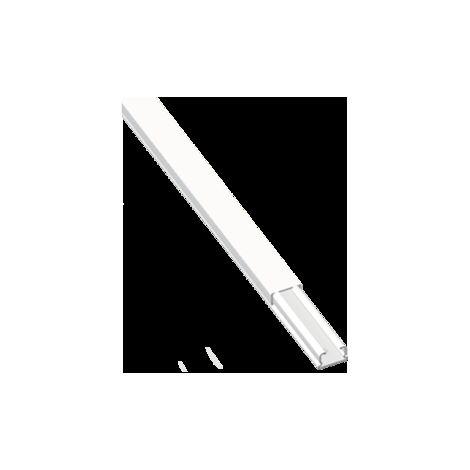 78 Moldura sin tabique blanco RAL9010 10x22 U23X UNEX 78022-2