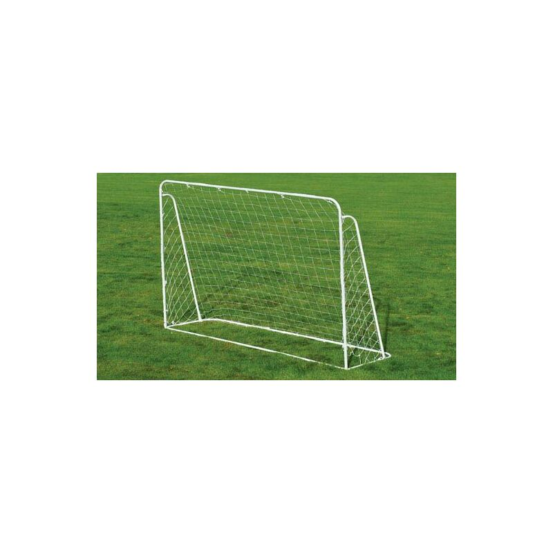 f12b1d97 7Ft X 5Ft Children's Kids Metal Football Goal Posts Net