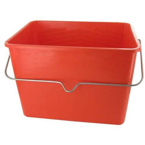 7L rectangle paint bucket