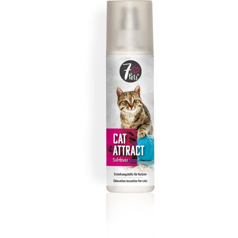 7pets Cat Attract Lockspray - 200 ml