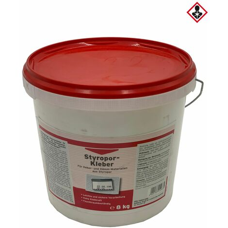 8 kg Styropor Kleber