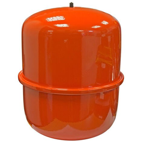 8 Litre Zilmet Cal-Pro Red Heating Expansion Vessel - ZI-301008
