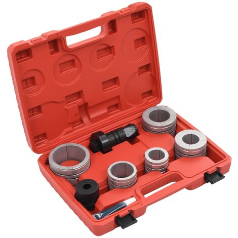 8 Piece Pipe Stretcher Kit Carbon Steel and Aluminium