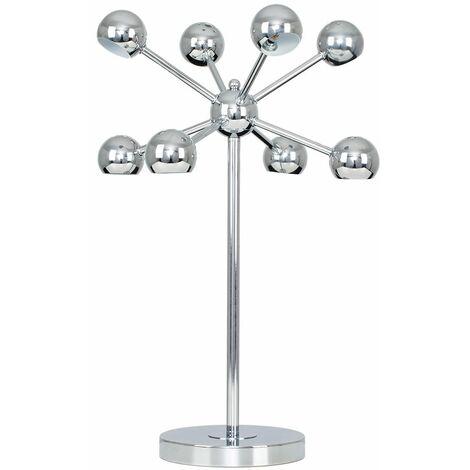 8 Way Multi Arm Cosmic Table Lamp