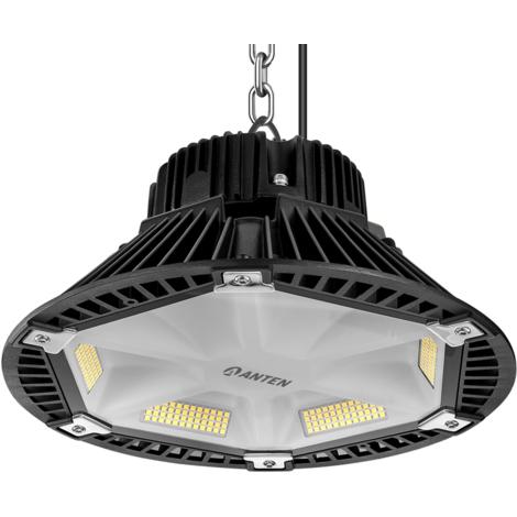 8 x 100W 13000LM SMD 2835 IP65 UFO LED High Bay Light Natural White LED Warehouse Lighting Commercial Bay Lighting