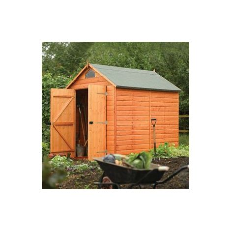 """main image of """"8' x 6' Security Shed"""""""