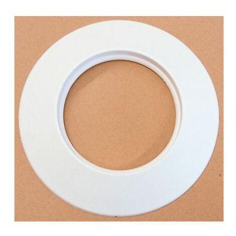 80 mm de silicone blanc Rose d. extérieur de 140 mm. granulés de fumée