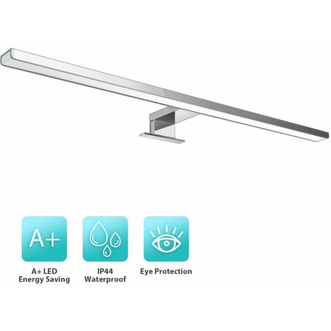 800lm Lamp Mirror Front Light 60cm Lighting Bathroom Wall Lamp Mohoo