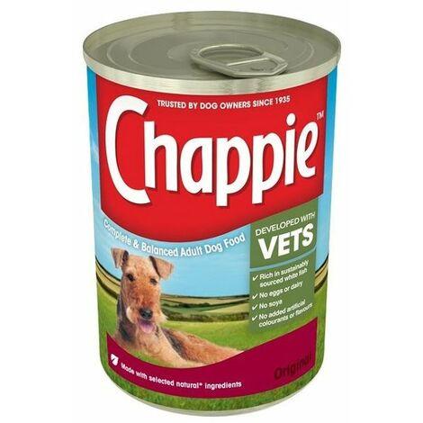 "main image of ""819799 - CHAPPIE ORIGINAL 412G x 1"""