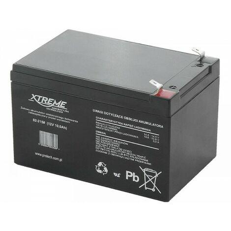 82-215 batterie au plomb 12V 10Ah Xtreme