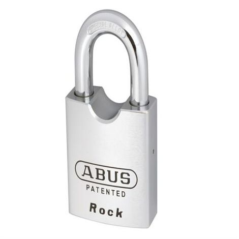 83/55 Rock Hardened Steel Padlock
