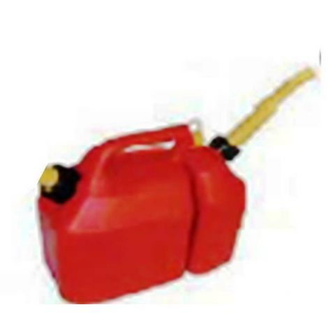 8300984 - Jerrican Double Usage 2,5 + 6 Litres (huile et essence)