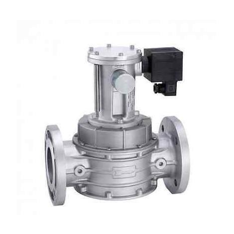 837060 Elettrovalvola gas, normalmente chiusa con riarmo manuale DN 65 CALEFFI